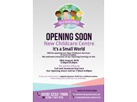 Small world childcare services