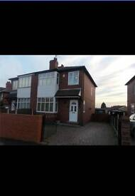 3 bed fully furnished semi detached house near wakefield centre available from 1st of july