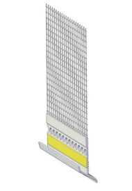 Dash Clip on-bead with mesh (10mm)–2.5m external insulation pack of 10