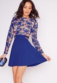 Missguided premium dress