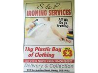 S & P Ironing Service