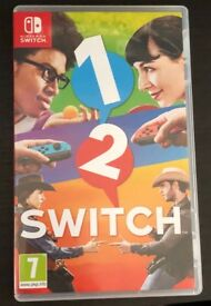1 2 Switch for Nintendo Switch