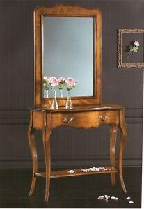 Consolle specchiera ingressi specchio arte povera ingresso - Specchi per ingressi casa ...