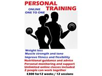 Fitness classes and Personal Training