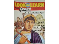 Vintage 1970's 'Look and Learn' magazine Edition Number 836