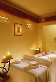 Full body massage & sauna Earl's Court