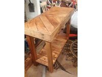 POTTING SHED TABLE BENCH