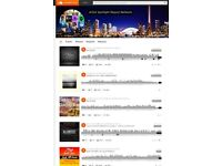 Singer, Bands, DJs - Track Reposts