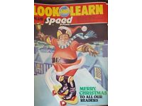 Vintage 1970's 'Look and Learn' magazine Edition Number 832