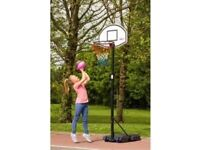Portable Basketball hoop with balls
