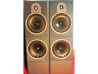 Bowers & Wilkins (B&W) Floorstanding speakers DM620