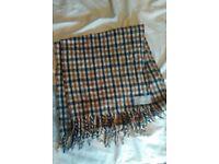 Genuine aquascutum scarf