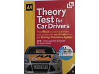 Four Driving Test Theory and Practical Books