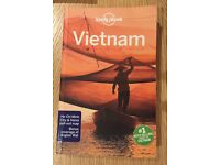 Vietnam Lonely Planet travel guide ed. 2016