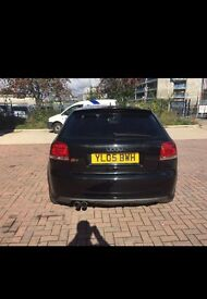 Audi a3 s3 rep black edition cheapest and best rep on the net.