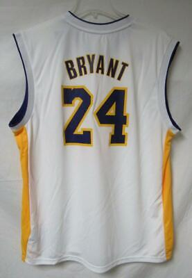 89228da0f36 Adidas Los Angeles Lakers Mens Size X-Large Kobe Bryant  24 Jersey A1 1783