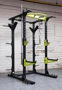 NOT AVAILABLE IN RETAIL STORES NEW eSPORT MONSTER RACK IRON BULL 1000 ALL CUT BY LASER