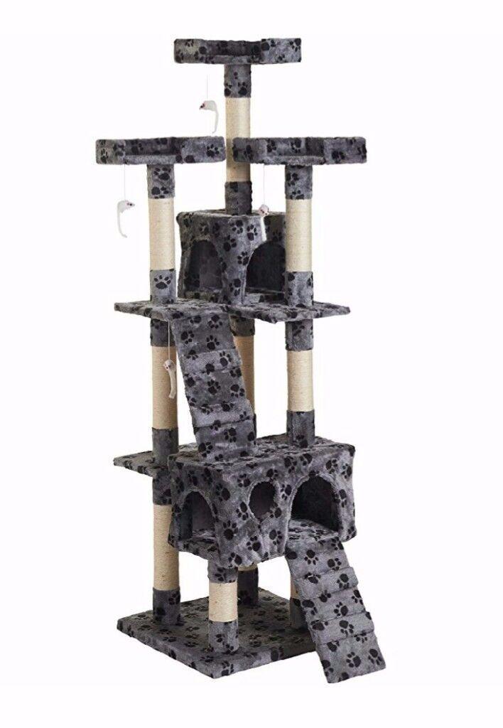 Milo and Misty Cat Tree XL £35 ono