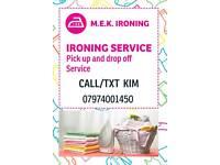 M.E.K IRONING SERVICE