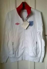 BNWT Ladies Umbro England jacket size 12
