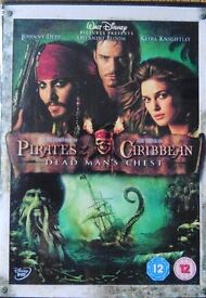 PIRATES OF THE CARIBBEAN - DVD - 12