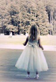 Bridesmaid Dress Age 4