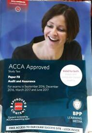 ACCA F8 Study text and Practice Kit