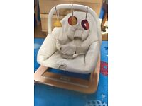 Mamas and Papas Rocker & Recliner Baby Seat.