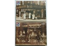 Two new Edwardian Collection 500 piece jigsaw puzzles for sale.