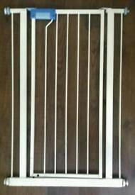 1x Stairs Baby Security Gates Extension 7cm