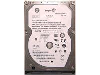 Seagate Momentus 5400.5 ST9160310AS - hard drive - 160 GB - SATA-300