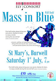 Mass in Blue - Will Todd & picnic concert