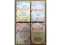 Jill Mansell books X4