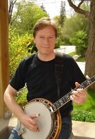 BANJO, GUITAR, DOBRO, SLIDE GUITAR - LESSONS AVAILABLE!