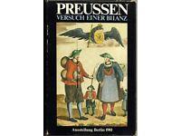 Bücher-Box: PREUSSEN - VERSUCH EINER BILANZ Nordrhein-Westfalen - Gevelsberg Vorschau