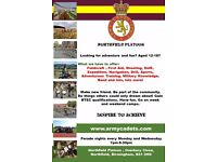 Northfield Army Cadet Force