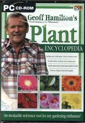 Geoff Hamilton,Planta Encyclopaedia,Flores Arbustos Y Árboles Cuidado Y