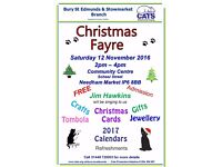 Cats Protection Christmas Fayre