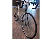 Giant Speeder road bike original & Fully working very good condition (White/Green)