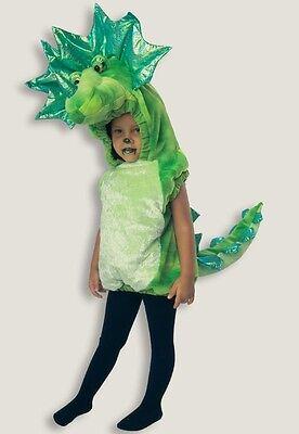 KarnevalsTeufel Plüsch-Kostüm Oberteil Stegosaurus Dino Tierkostüm Edel 12189513