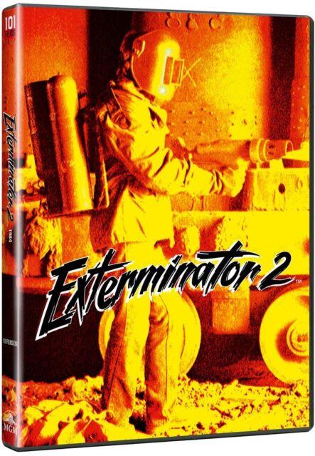 Exterminator 2 - Blu-Ray - Uncut Version - Mark Buntzman
