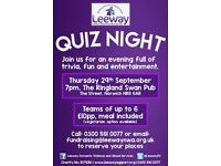 Leeway Quiz Night