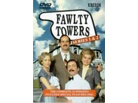 Fawlty Towers - Series 1 & 2 [1975] [DVD] John Cleese & Prunella Scales