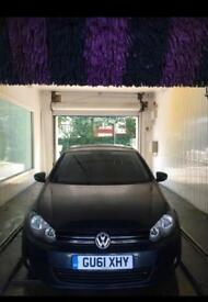 VW Golf 1.6 TDI Match BlueMotion