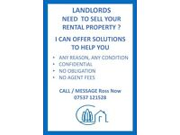 FIFE LANDLORDS - DO YOU NEED TO SELL?
