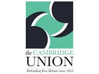 The Cambridge Union is currently looking for a part time staff member