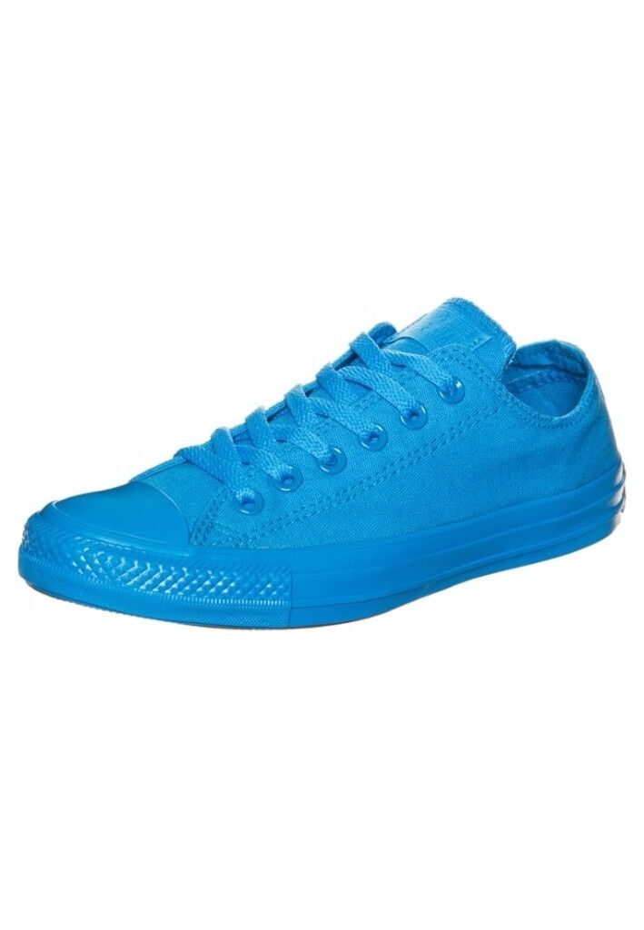 NEW Converse ALL STAR OX - Trainers - blue/thunder size 5.5 UK