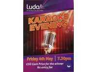 Karaoke at Luda - Weston super mare