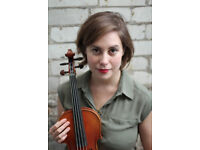 Friendly Violin Teacher in Crouch End (home visits to you)