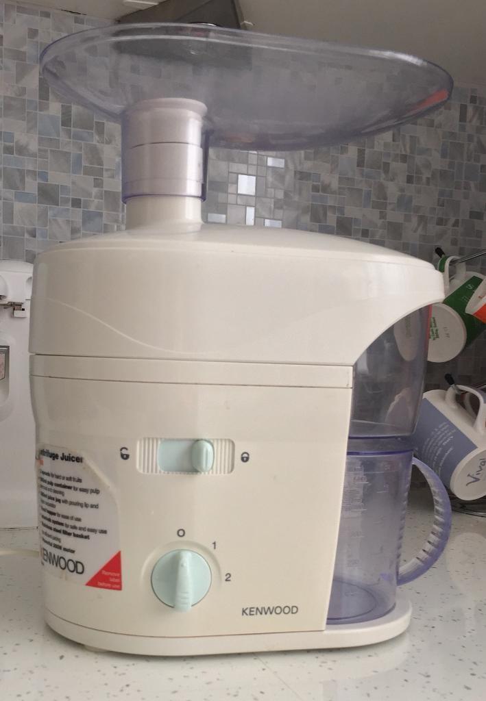 Kenwood Electric Centrifuge Juicer
